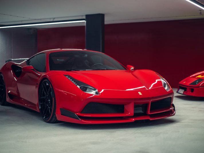 Ferrari 488 GTB by Novitec N-Largo