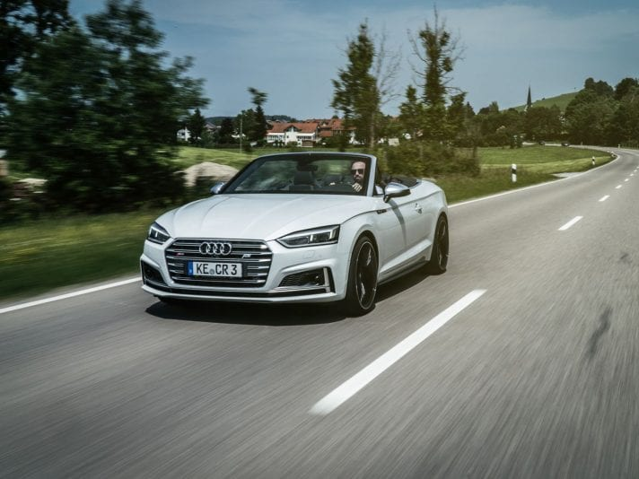 Audi S5 Cabriolet by ABT