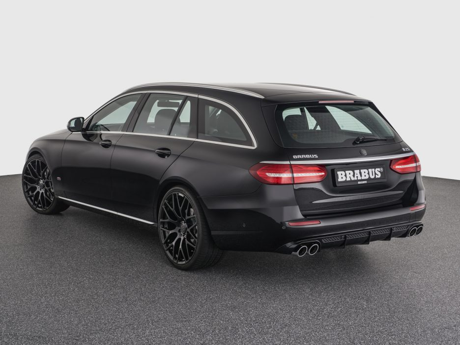 mercedes classe e station wagon il tuning by brabus. Black Bedroom Furniture Sets. Home Design Ideas