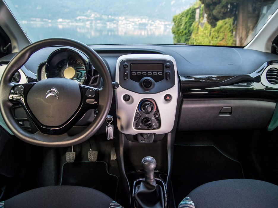 Citroen C1 Pacific Edition 2017