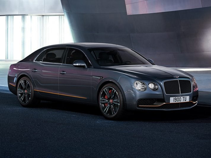 Benltey Flying Spur Design Series
