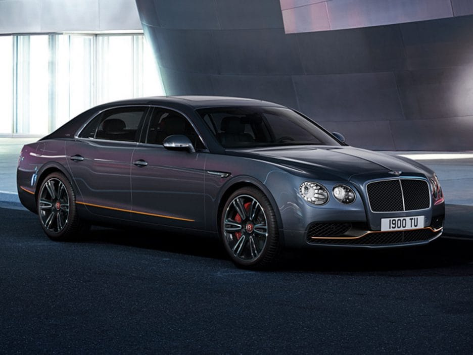 Flying Spur Design Series