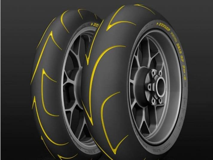 Dunlop D213 GP Pro, il nuovo pneumatico Hypersport