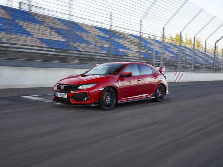 Honda Civic Type R: all'ennesima potenza