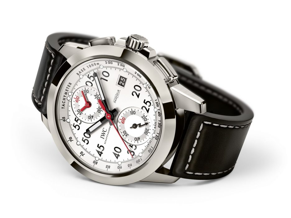 IWC Ingenieur 50th Anniversary Mercedes AMG 3