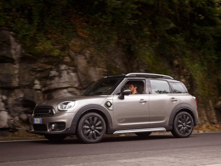 Mini Cooper S E Countryman ALL4, ibrida sportiva
