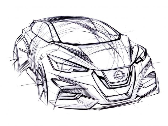 Micra Gen5 sketches