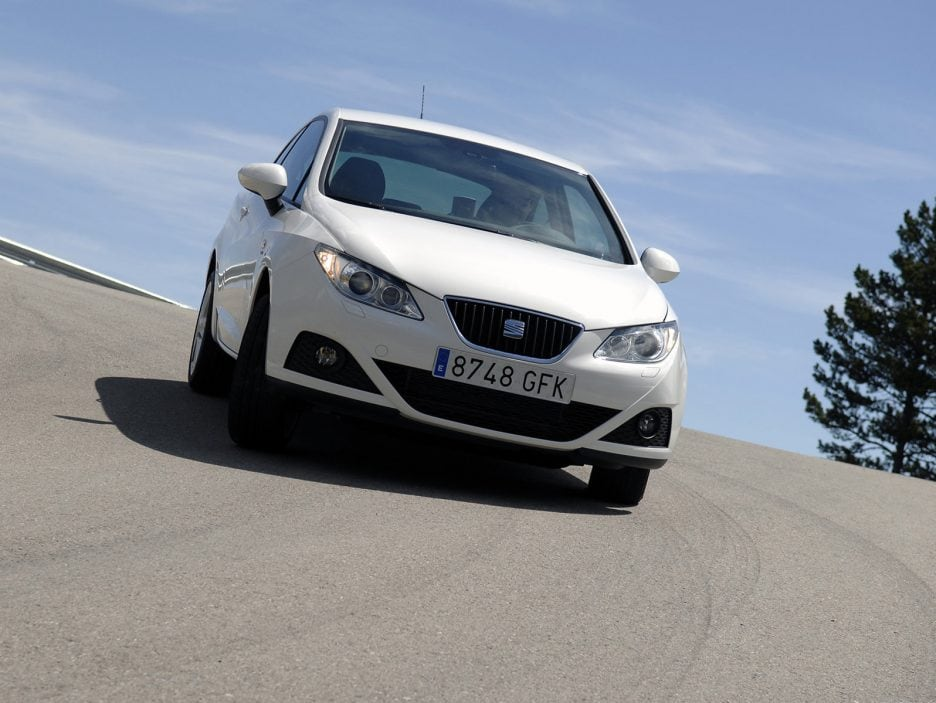 Seat Ibiza 3p. frontale