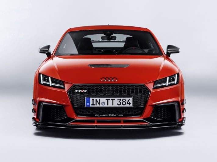 Audi Sports Performance Parts: gli accessori per la R8 e la TT RS