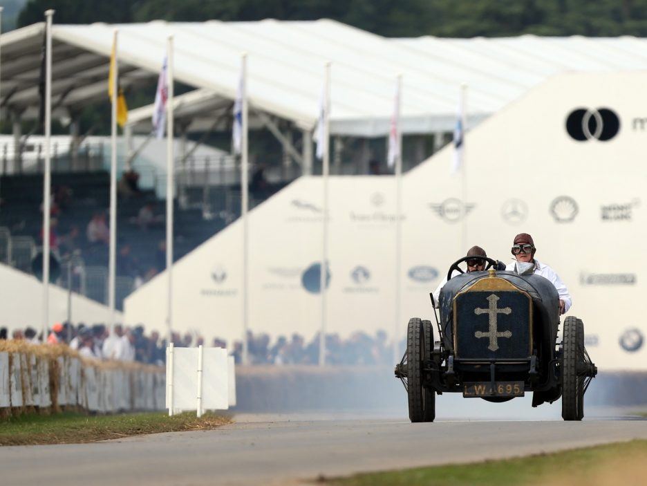 Auto epoca 2 Goodwood 2017