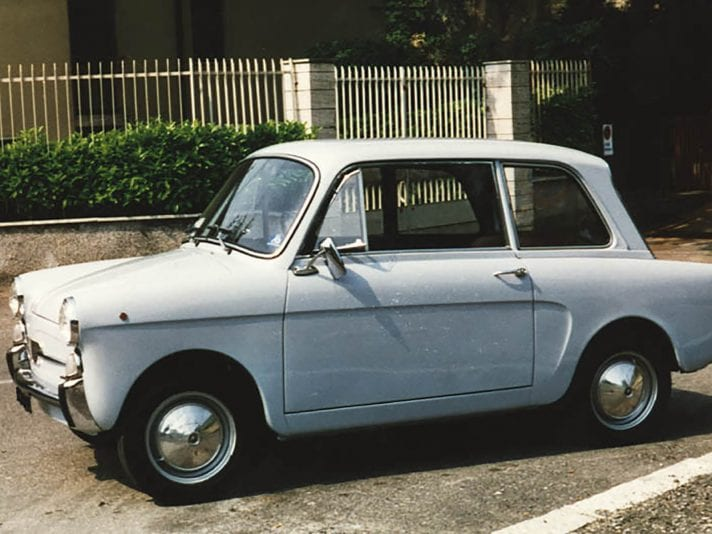 Autobianchi Bianchina Berlina