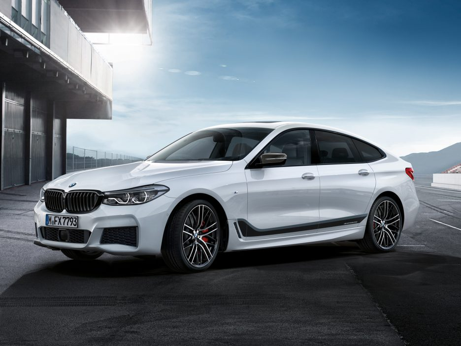 BMW Serie 6 GT - M Performance