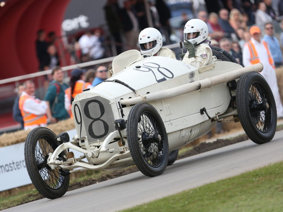 Benz Goodwood 2017