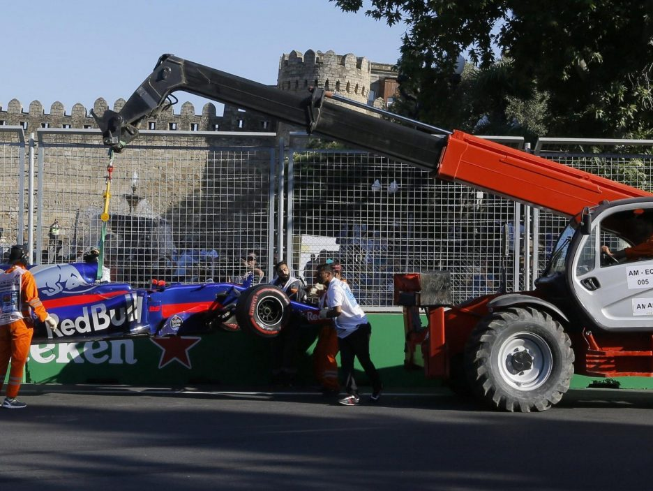Azerbaijan Formula One Grand Prix