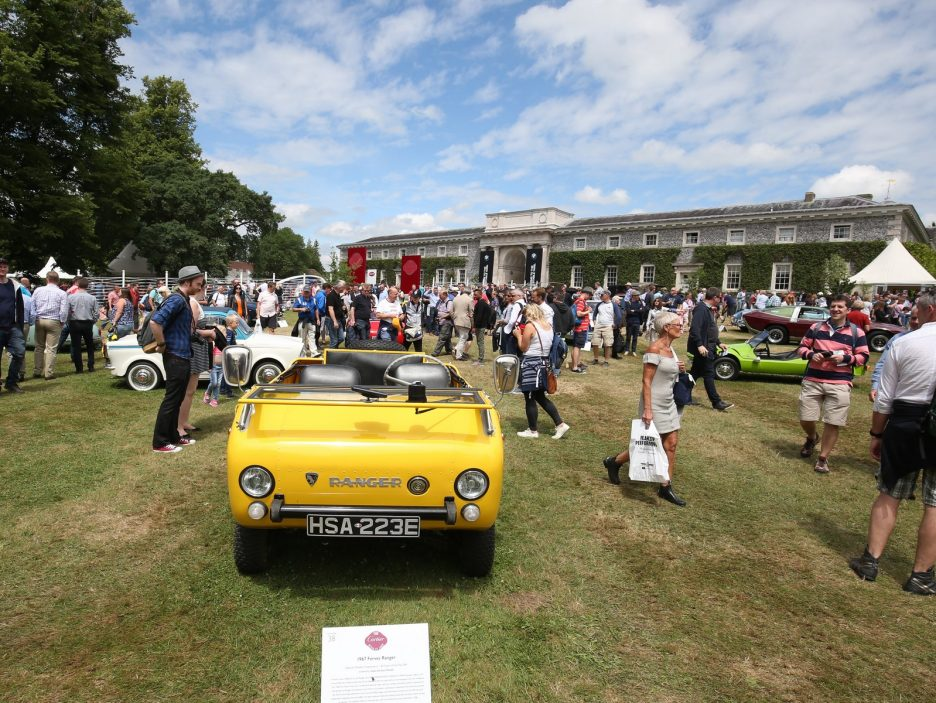 Ferves Ranger Goodwood 2017