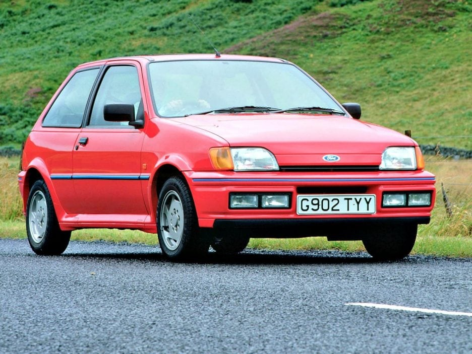 Ford Fiesta XR 2i 6