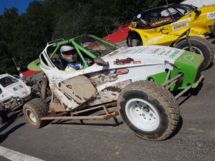 Planet Kart Cross: 130 CV, 315 kg e traversi infiniti