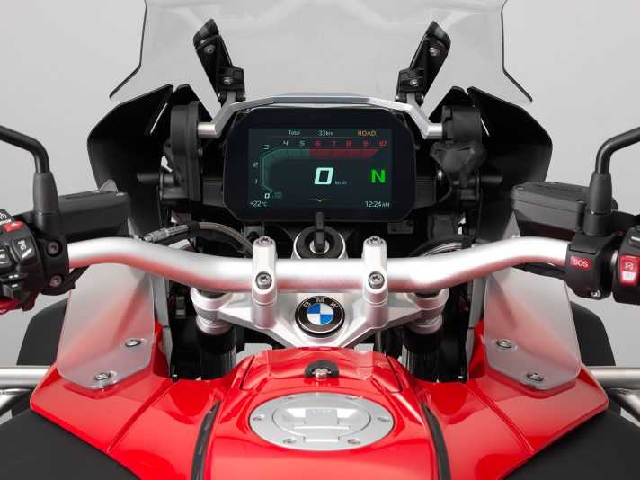 BMW Motorrad Connectivity, il nuovo sistema di infotainment