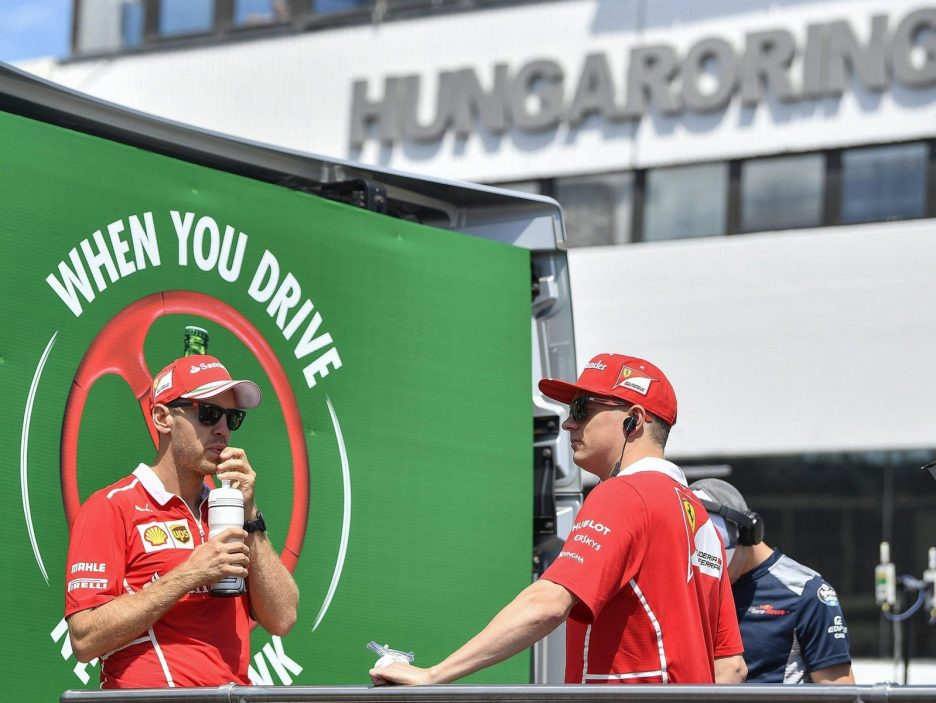 Formula One Grand Prix of Hungary - Drivers' parade