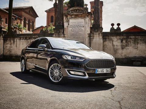 Ford Mondeo 4p.