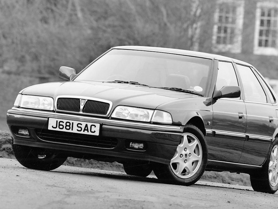 1991 - Rover 800 restyling