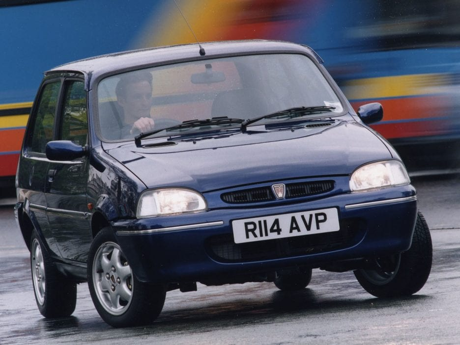 1994 - Rover 100 restyling