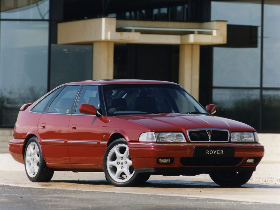 1996 - Rover 800 secondo restyling
