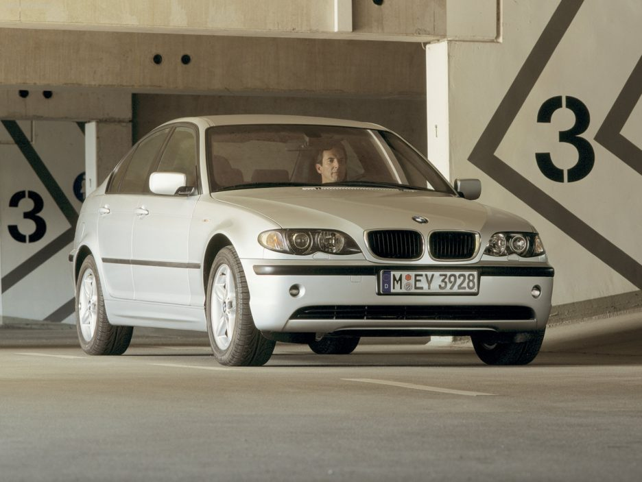 2001 - BMW serie 3 E46 restyling
