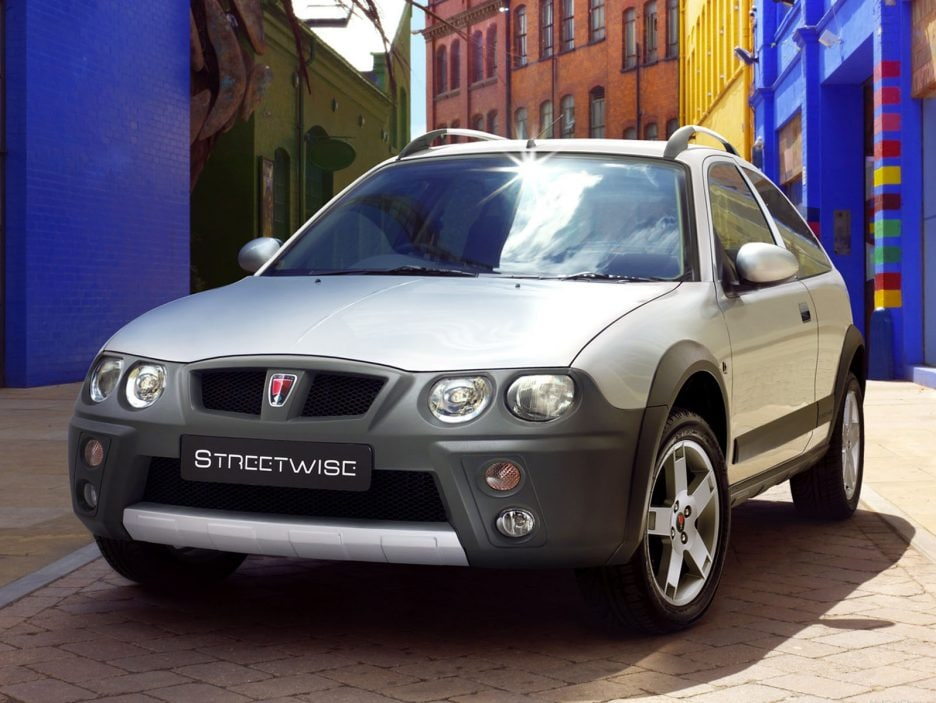 2003 - Rover Streetwise