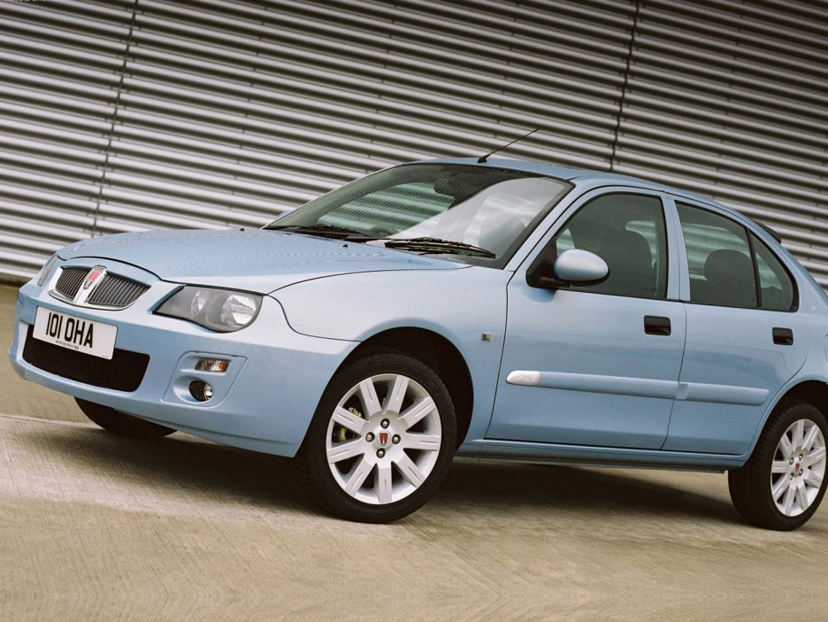 2004 - Rover 25 restyling