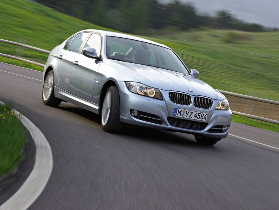 2008 - BMW serie 3 E90 restyling