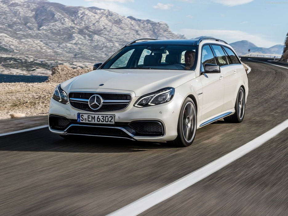 2013 - Mercedes E 63 AMG S.W. S212 restyling