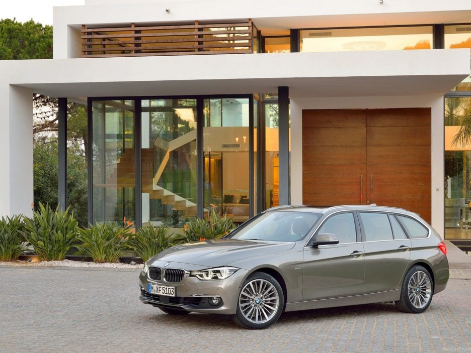 2015 - BMW serie 3 Touring F31 restyling