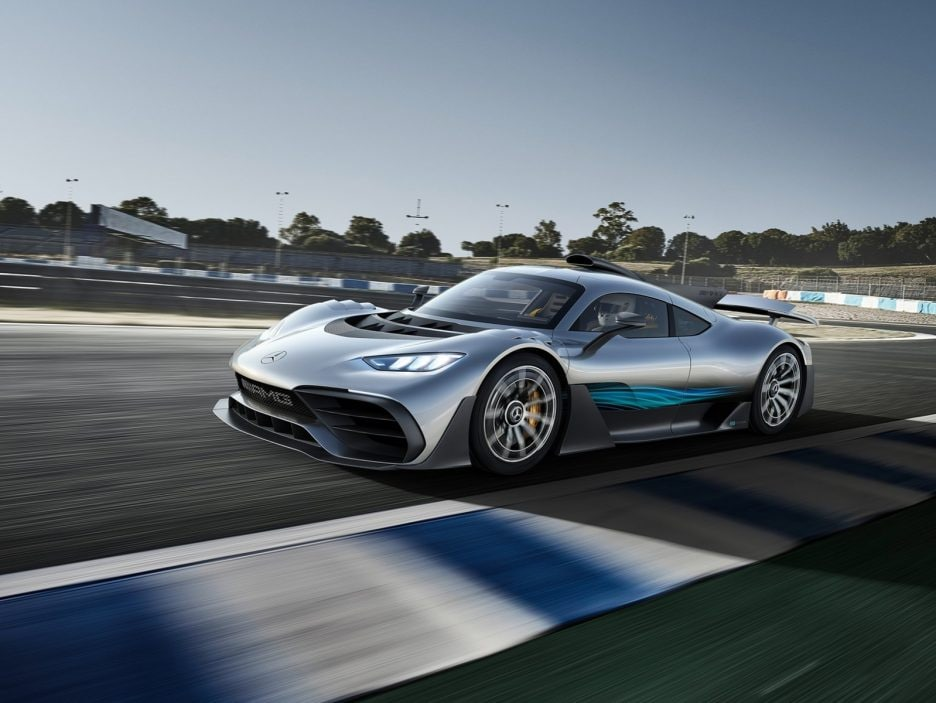 2017 - Mercedes-AMG Project ONE Concept