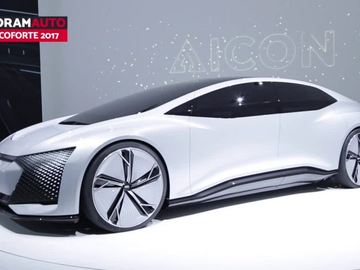 Audi: a Francoforte 2017 si guarda all'autonomo