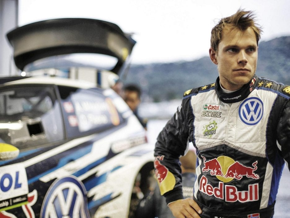 Rally of France 2015