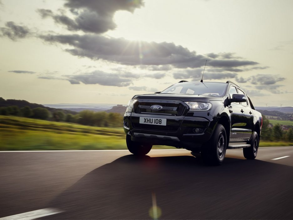 Ford Ranger Black Edition: il lato dark del pick-up più venduto d'Europa