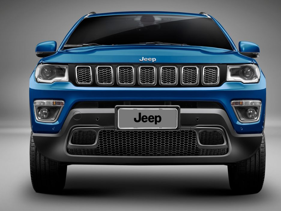Jeep Compass frontale