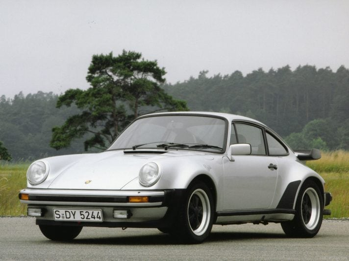 Porsche 911 (930) Turbo 5 marce (1988)
