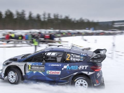 RALLY SWEDEN 2017
