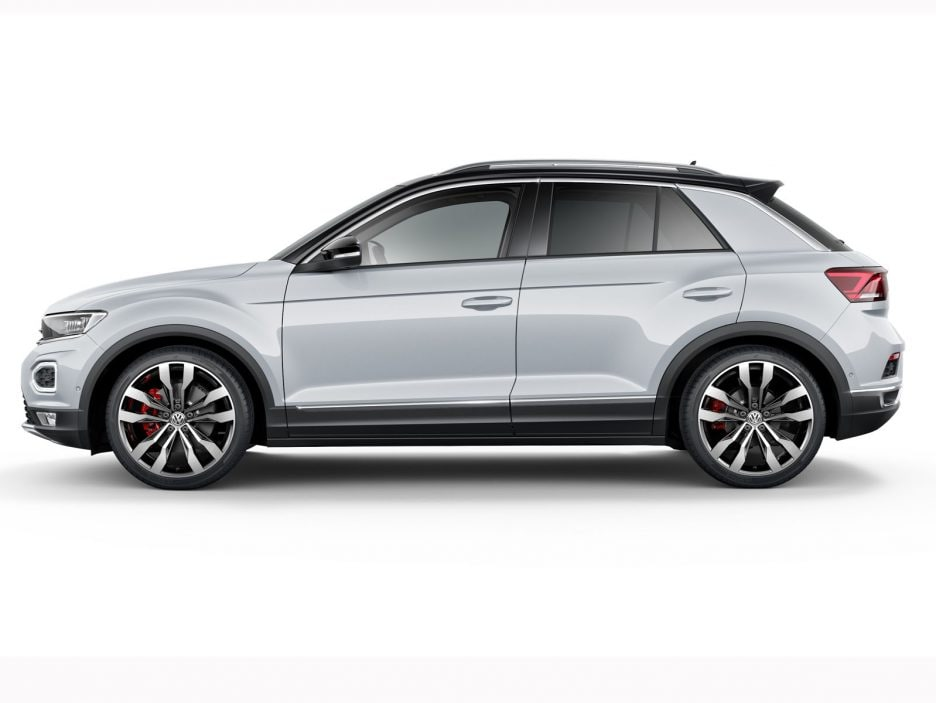volkswagen t roc edition 190 debutto online news panoramauto. Black Bedroom Furniture Sets. Home Design Ideas