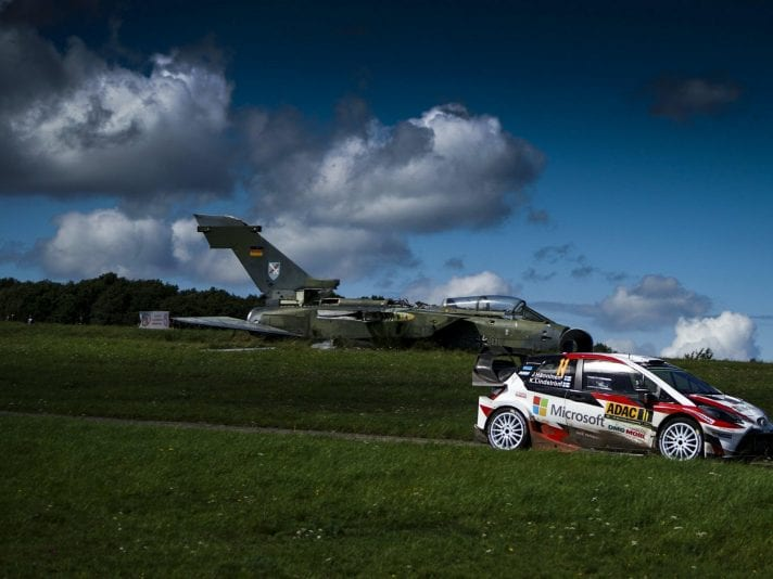 WRC - Le foto più belle del Rally di Germania 2017