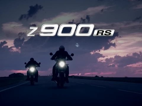 Kawasaki Z900RS, il video-teaser