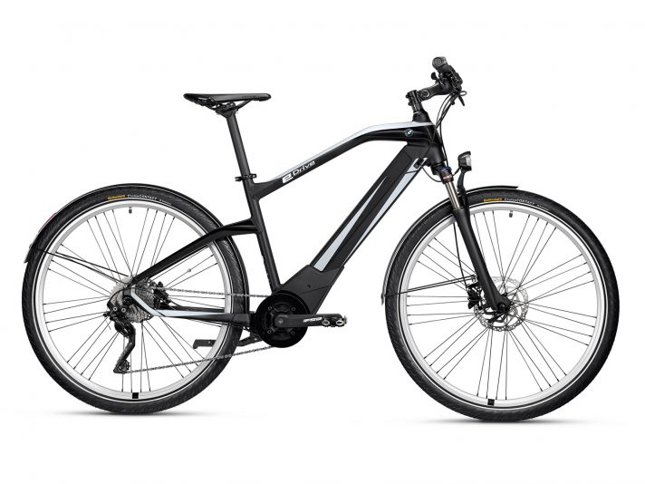 BMW Active Hybrid e-bike, la bici elettrica fashion