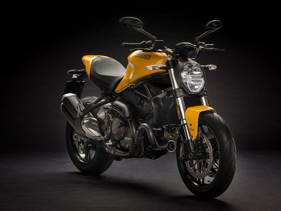Nuovo Ducati Monster 821 2018