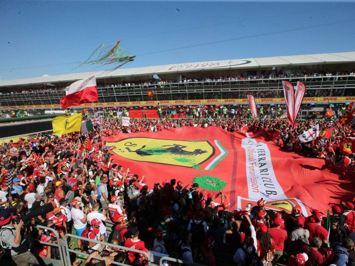 Formula One Grand Prix of Italy