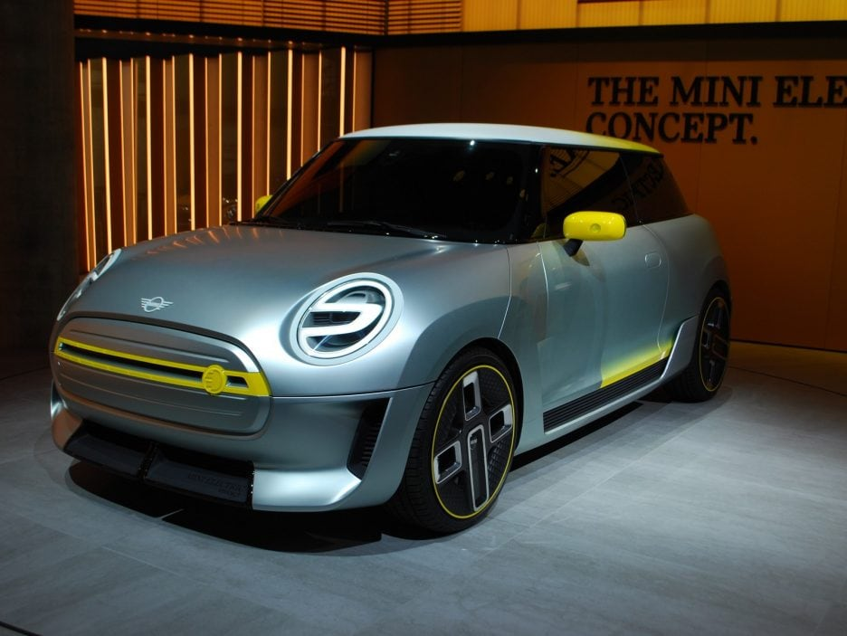 Mini Electric Concept - Francoforte 2017