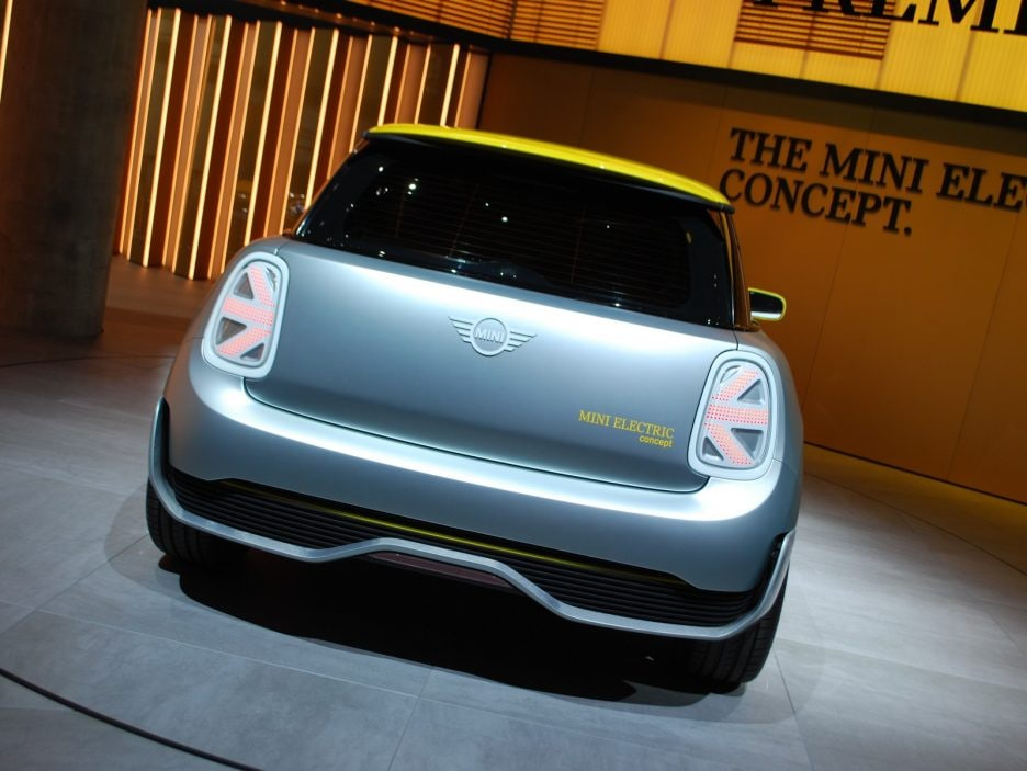 Mini Electric Concept coda - Francoforte 2017