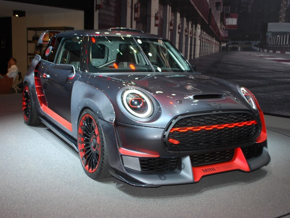 Mini John Cooper Works GP Concept 2 - Francoforte 2017