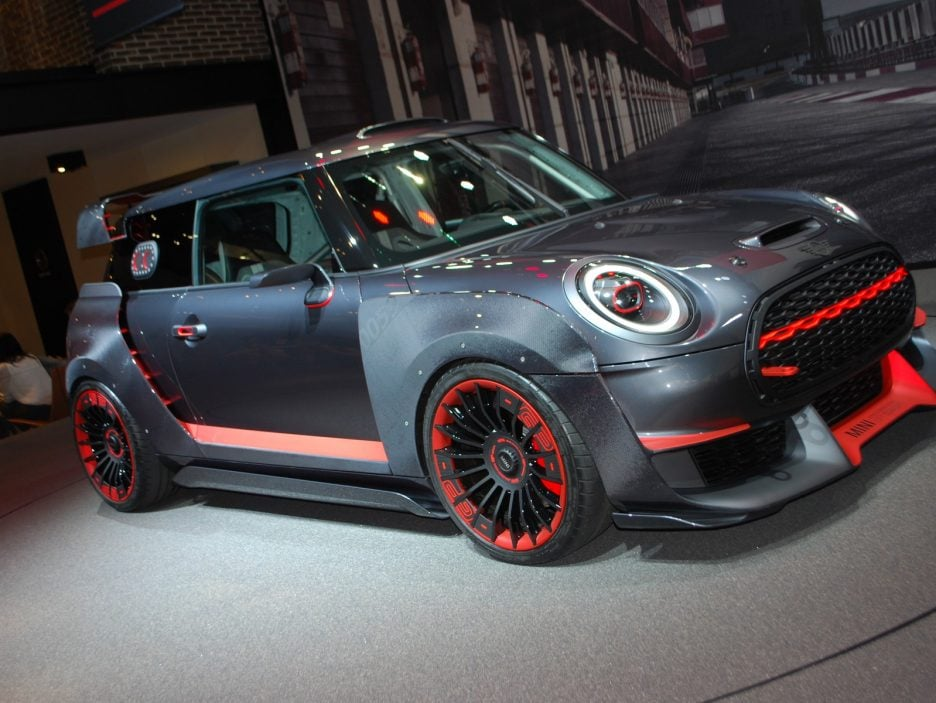 Mini John Cooper Works GP Concept 3 - Francoforte 2017